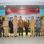Walikota Eman Hadiri Rakor Pecegahan Korupsi Terintegrasi 2019 Wilayah Sulut