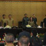 DPRD Tomohon Gelar Sidang Tutup Buka Masa Persidangan