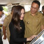 HUT Pertama MPP Wale Kabasaran Tomohon, Walikota Eman Launching Aplikasi ANLIN & Wi-fi Gratis di Taman Kabasaran