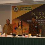 Wawali SAS Buka In House Training Pengelolaan Keuangan Bagi Aparat Pemerintah Daerah
