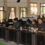 PHK Pungus Ketua Pansus Ranperda Pengelolaan BMD
