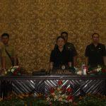 Wenur Pimpin Paripurna DPRD Mendengarkan Tanggapan Walikota, Ranperda Pengelolaan BMD