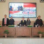 Dewan Minsel Paripurnakan LKPJ 2018