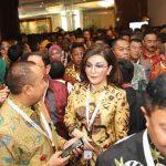 Bupati Tetty Paruntu Hadiri Musrenbangnas 2019 Yang Dibuka Langsung Presiden Jokowi