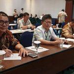 Dirut PD Pasar Noldy Montolalu, Hadiri IHT Pelatihan Pengelolaan Keuangan Daerah