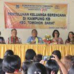 Lolowang Buka Penyuluhan KB di Kampung KB Taratara Satu