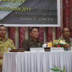 Pemkot Tomohon Gelar Bimtek SIMGAJI PNSD Kota Tomohon T.a 2019