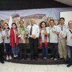 Bupati Roring bersama jajaran dan tokoh agama Minahasa ber wisata Rohani ke Palestina dan Israel