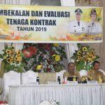 Pemkot Tomohon Laksanakan Pembekalan Dan Evaluasi Nakon Tahun 2019