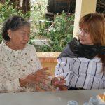 "Hilda Rantung ""Curhat"" ke SSK Soal Lansia"
