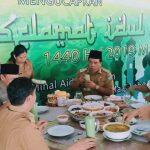 Pemkab Sangihe Gelar Halal Bihalal Idul Fitri