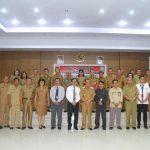 Lakukan Rapat TPID Minahasa, Cegah Inflasi Jelang Lebaran
