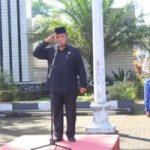 Wakil Bupati Minahasa Inspektur Upacara Harkitnas ke-111