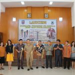 Launching Dukcapil Tomohon Go Digital 2019