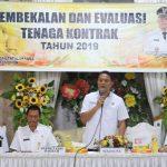 Walikota Eman, Narasumber Pembekalan dan Evaluasi Nakon