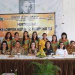 Pemkot Tomohon Laksanakan Pertemuan Pokja Kampung KB Kelurahan Matani Tiga