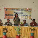 Pemkot Tomohon Gelar Pertemuan Pokja Kampung KB Taratara Satu