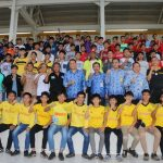 Walikota Eman Buka Liga U-16, Piala Menpora Antar Club Se-Kota Tomohon