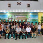 Walikota Eman Buka Rakor Penyelenggaran Kebijakan EDSM