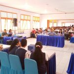 16 Sekolah SMP Di Sangihe Ikuti Lomba Cerdas Cermat Wawasan Kebangsaan