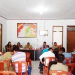 Rapat Koordinasi KONI, Tampi : Kesiapan Cabor Sangihe Sudah Maksimal
