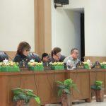 Bupati Tetty Hadiri Paripurna Pertanggungjawaban APBD 2018