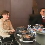 Bupati Tetty Paruntu Hadiri Rapat Dewan Pengurus Apkasi