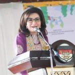 Tetty Paruntu Buka Sosialisasi GSL serta Gerakan Stop KDRT