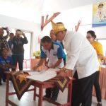 Politeknik Negeri Nusa Utara Terima Tanah Hibah Dari Pemda Sangihe