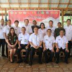 Walikota Eman Kukuhan Timpora Tingkat Kecamatan Se Kota Tomohon