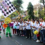 Roadshow TIFF 2019 Dan Fun Walk Di Bali, Meriah