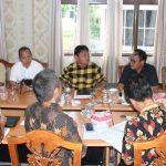 DPRD Tomohon Pansus Ranperda Penyerahan PSU-Perkim Gelar Rapat Lanjutan