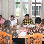 DPRD Tomohon Pansus Ranperda Pengelolaan Pemakaman Gelar Rapat Lanjutan
