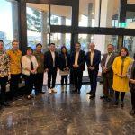 Sejumlah Anggota Dekot Tomohon Hadiri APCS 2019 Di Australia