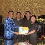 DPRD Tomohon Gelar Paripurna Penjelasan Walikota Tentang KUA-PPAS APBD 2020