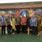 Menteri Priwisata RI Undang Khusus Walikota Eman, Bahas Kesiapan Pelaksanaan TIFF 2019