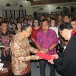 Roring-Dondokambey Jadi Ketua Umum dan Wakil Ketua Umum Panitia HUT PKB GMIM ke-57