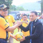 Gaghana Buka Secara Resmi Turnamen Sepak Bola Bupati Cup U23