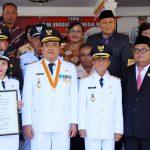Kelurahan Angges Terima Piagam Penghargaan Dari Pemkab Sangihe