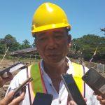 Tampi Apresiasi Pemda Terhadap Pembangunan GOR Tipe B Di Sangihe