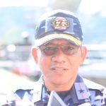KRI Sultan Nuku Pantau Keamanan Daerah Perbatasan Sangihe