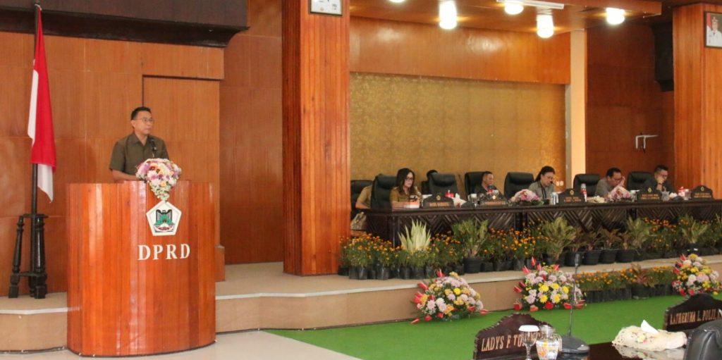Rapat Paripurna DPRD