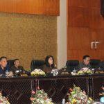 DPRD Tomohon Gelar Paripurna Penjelasan Walikota Ranperda APBD 2020