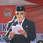 Bertindak Sebagai Irup, ROR Bacakan Amanat Presiden RI Polres Minahasa Gelar Upacara Dalam Rangka HUT Bhayangkara Ke-73