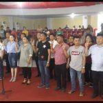 30 Anggota DPRD Minut Terpilih Dilantik pada Angka 9919