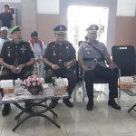 Kapolres Minsel Hadiri Pelantikan Anggota DPRD Minsel
