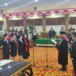 Trio Pimdekot Diresmikan Lewat Rapat Paripurna DPRD Manado