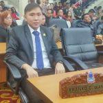 Wangko Didelegasikan ke Komisi I
