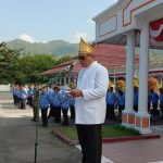 Bupati Jabes Gaghana Irup HUT ke-55 Provinsi Sulut
