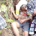 Hilang Di Hutan Selama 6 Hari, Oma Telo Ditemukan Dalam Kondisi Lemah